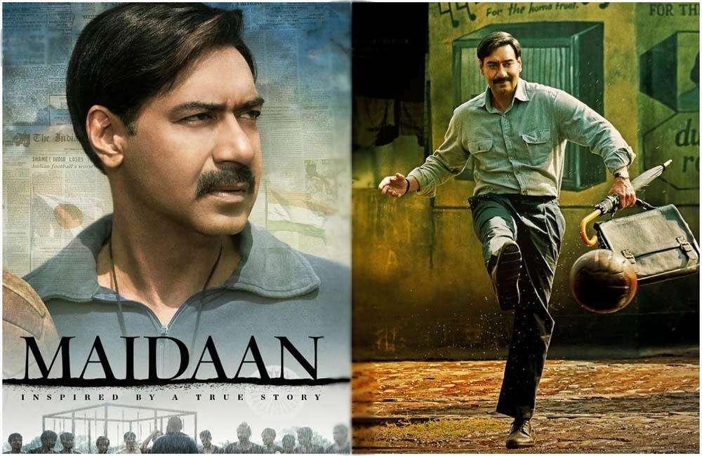 अजय देवगन की फिल्म 'मैदान' की रिलीज डेट तय, अगले साल 31 अगस्त को होगी रिलीज