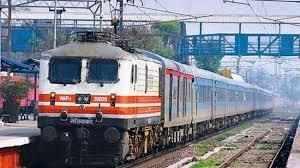 रेल मार्ग दोहरीकरण कार्य के चलते कुछ गाड़ियां प्रभावित
