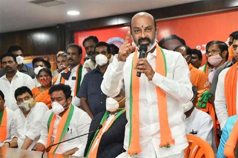 जीएचएमसी के चुनाव में कम मतदान के लिए टीआरएस जिम्मेदार : भाजपा