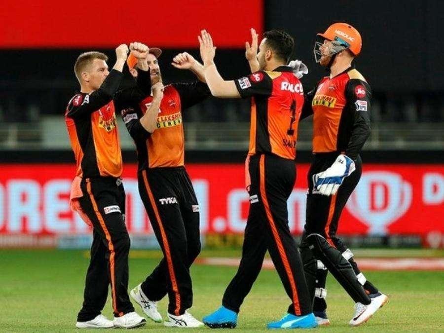 IPL 2020: सनराइजर्स हैदराबाद की बेहतरीन वापसी, जीत के बाद 5वें स्थान पर पहुंची