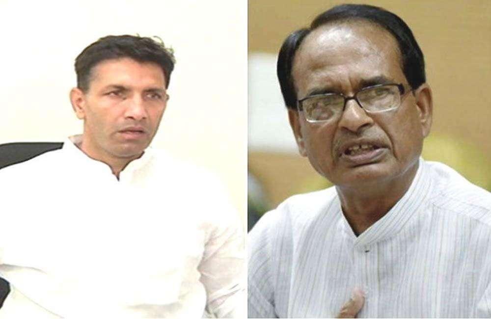 जीतू पटवारी ने कहा- शिव 'राज' में मप्र बनी अपराधियों की शरणस्थली