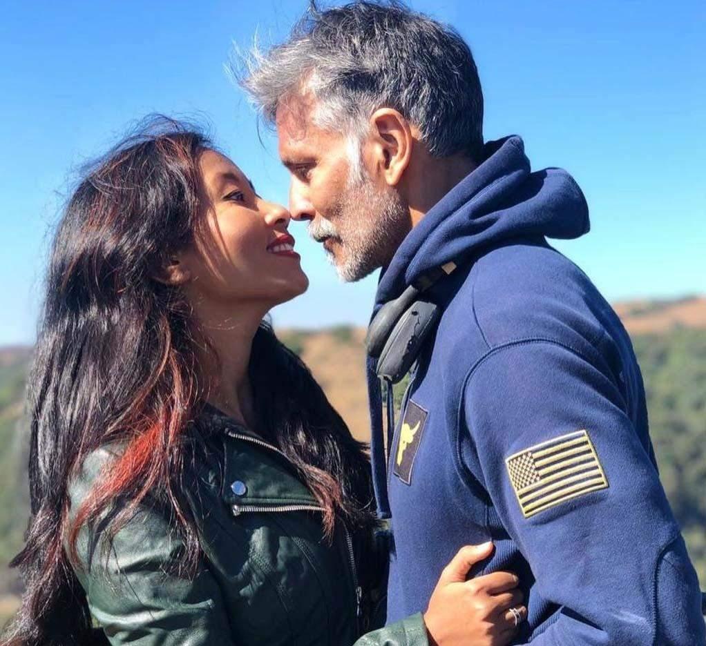 मिलिंद सोमन से पूछा गया छोटी उम्र की लाइफ पार्टनर पर सवाल, बोले- सेक्स से कोई लेना देना नहीं है...