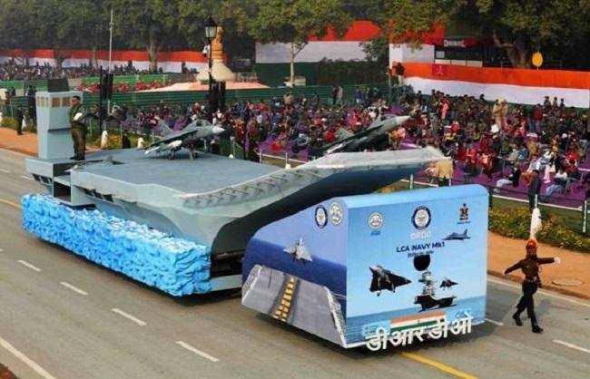 राजपथ पर दिखेगी एयरोस्पेस की दुनिया में भारत की बढ़ती ताकत