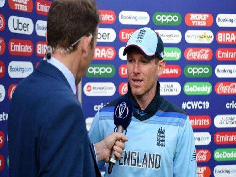 मोर्गन ने आयरलैंड के खिलाफ जीत का श्रेय बल्लेबाजों को दिया