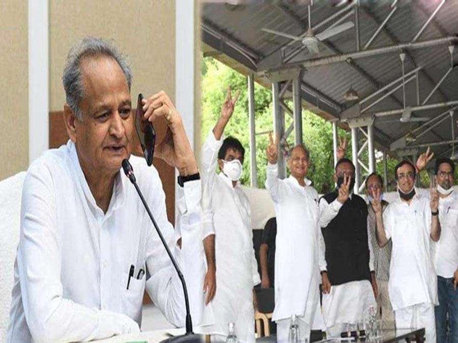 Rajasthan Politics LIVE Update/सियासी हलचल तेज, अब जैसलमेर शिफ्ट किये जायेंगे जयपुर में ठहरे मुख्यमंत्री अशोक गहलोत समर्थक विधायक !