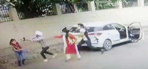 फरीदाबाद में अपराधियों के हौसले बुलंद, कॉलेज से बाहर निकली छात्रा की गोली मारकर हत्या