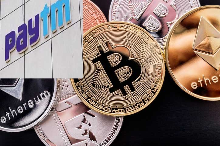 Paytm Cash Earning / Bitcoin, Crypto Currency